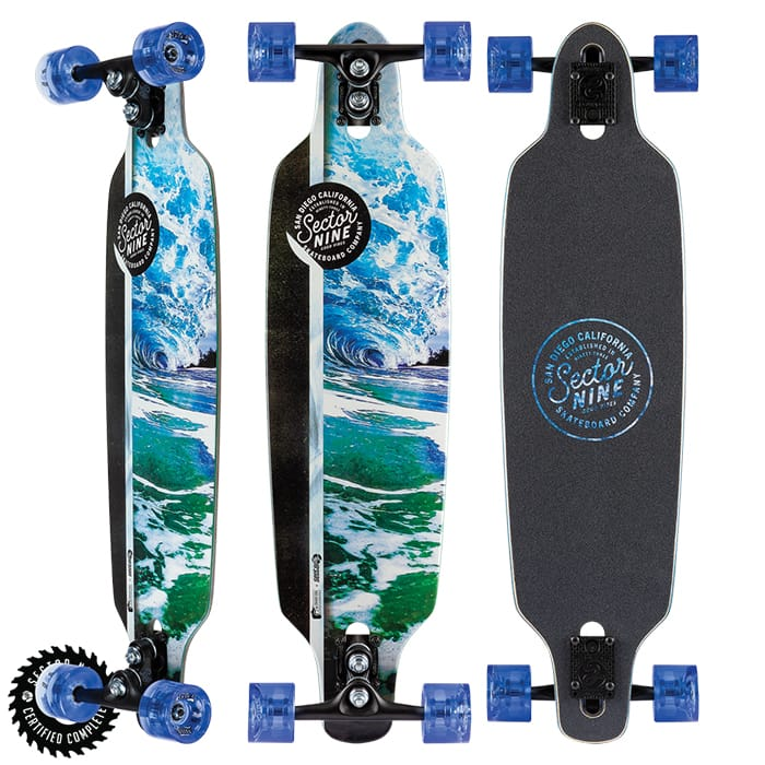 Sector 9 FLUX MINI-FRACTAL