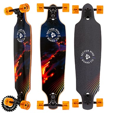 Sector 9 LAVA ROUNDHOUSE