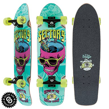 Sector 9 RETURN OF THE SHRED