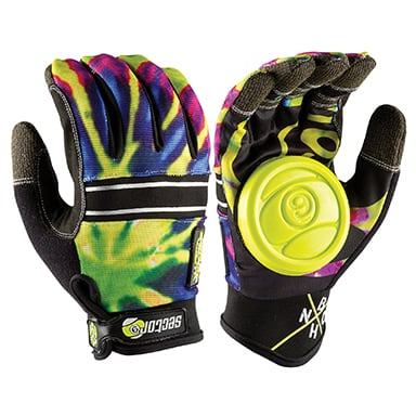 BHNC SLIDE GLOVE / Lime Burst
