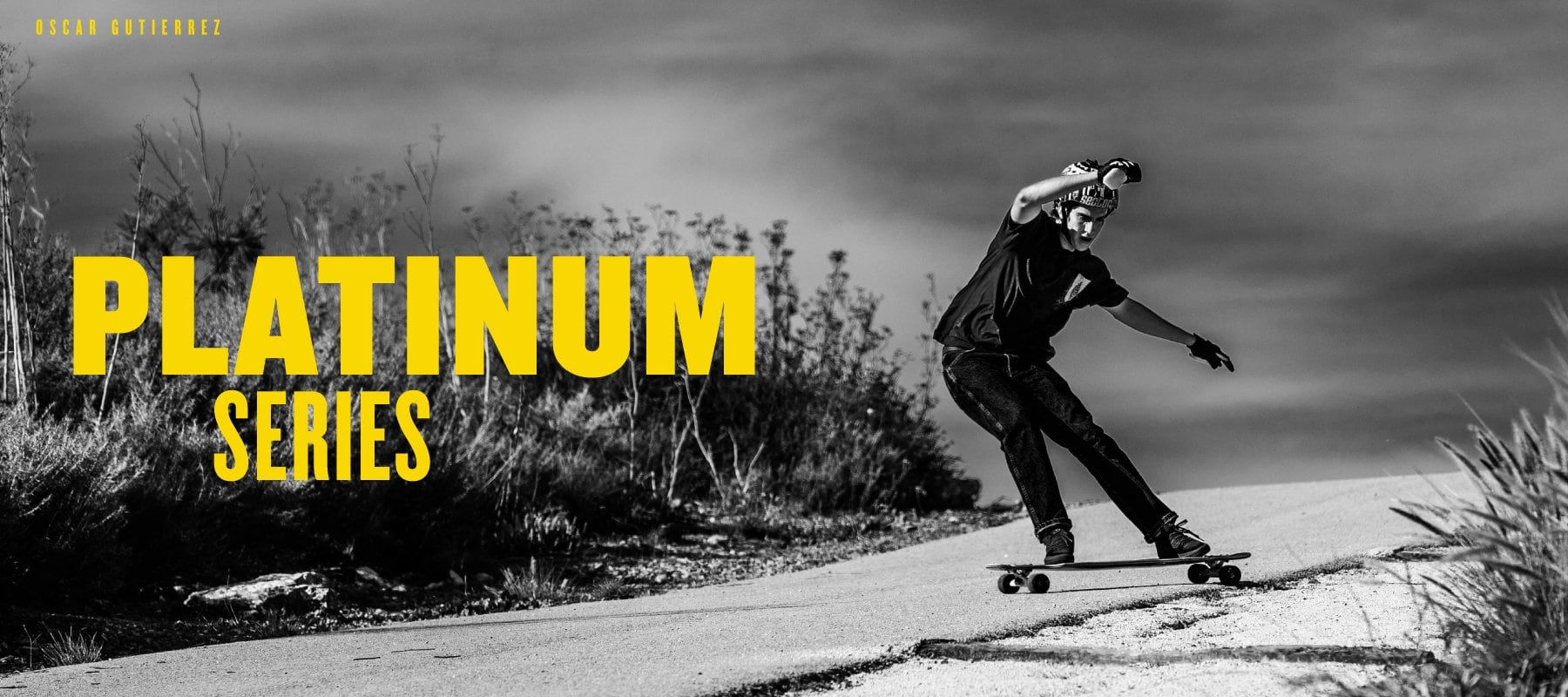 SECTOR 9 Skateboards Platinum series