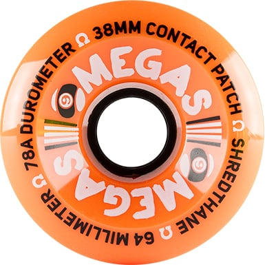 Sector 9 Wheels | OMEGA (64mm 78A)