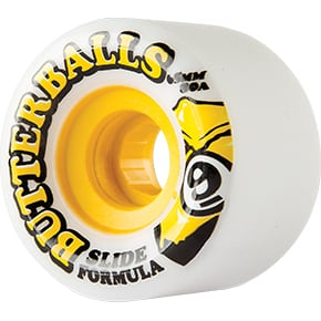 SECTOR 9 WHEELS | BUTTERBALLS WHEELS (65mm 80A)