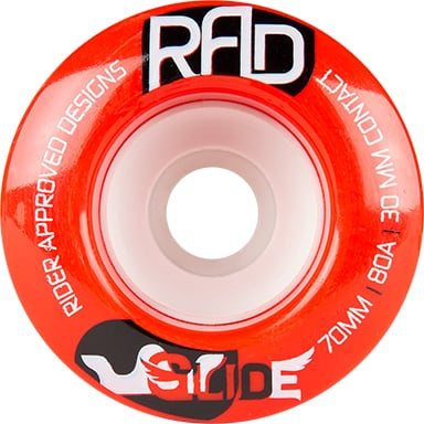 Sector 9 Wheels | GLIDE (70mm 78A)