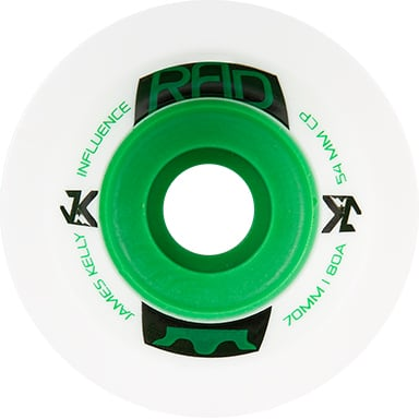 Sector 9 Wheels | JAMES KELLY INFLUENCE (70mm 80A)
