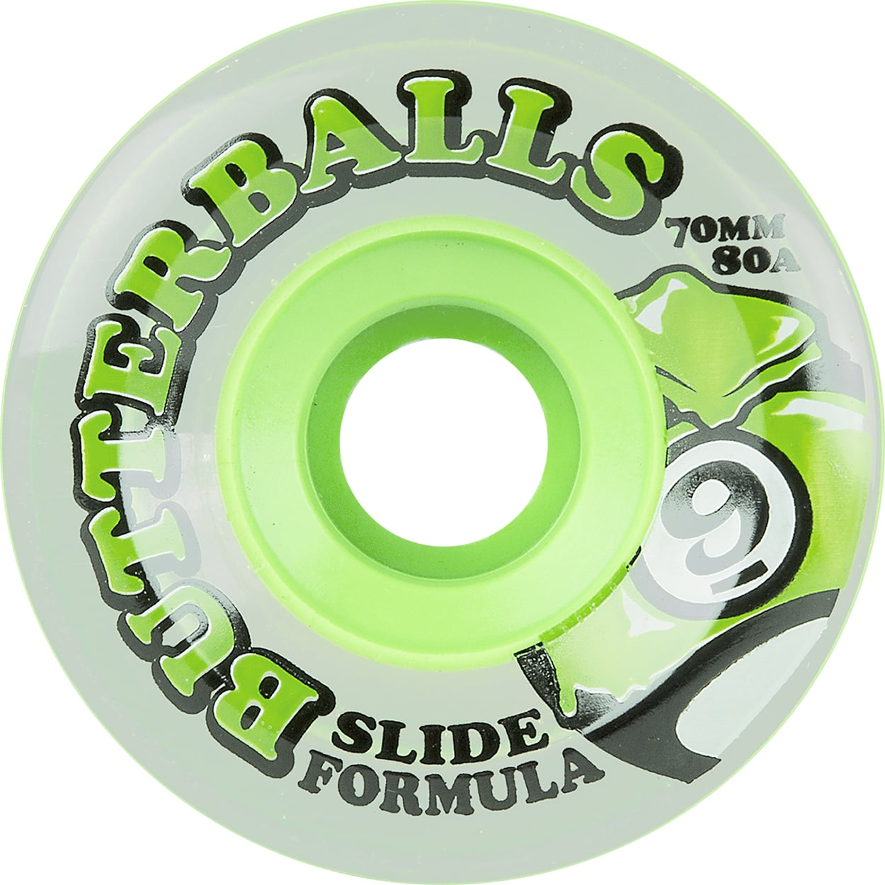 SECTOR 9 WHEELS | BUTTERBALLS WHEELS (70mm 80A)