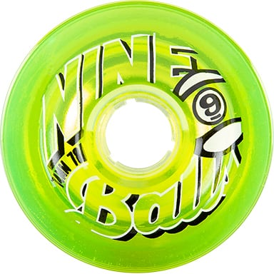 Sector 9 Wheels | 9 BALLS (74mm 78A)